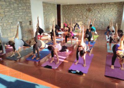STARGATE Yoga Bergamo sala 2