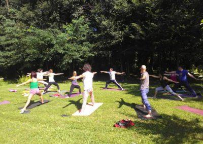 yoga al parco 2